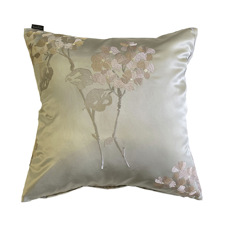 OUTLET CUSHION  PATRIZIA beige (CU 2020AW-15)