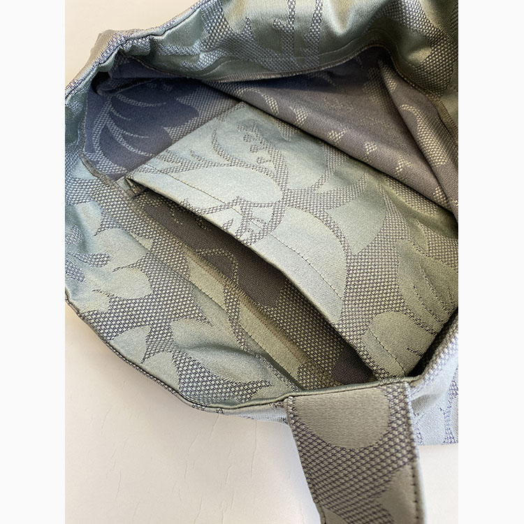 【SOLD OUT】HAGIRE BAG ACHANTHUS blue green (BAG 2020AW-01)