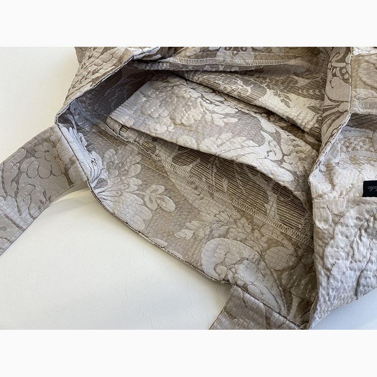 HAGIRE BAG REDDAMASK beige (BAG 2020AW-08)