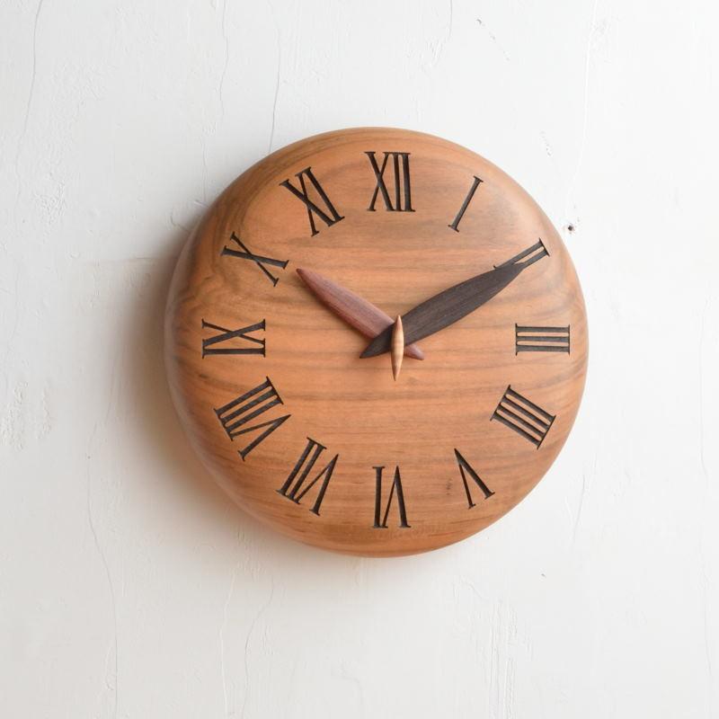 直径30cm手作り時計 カスタムオーダーメイド