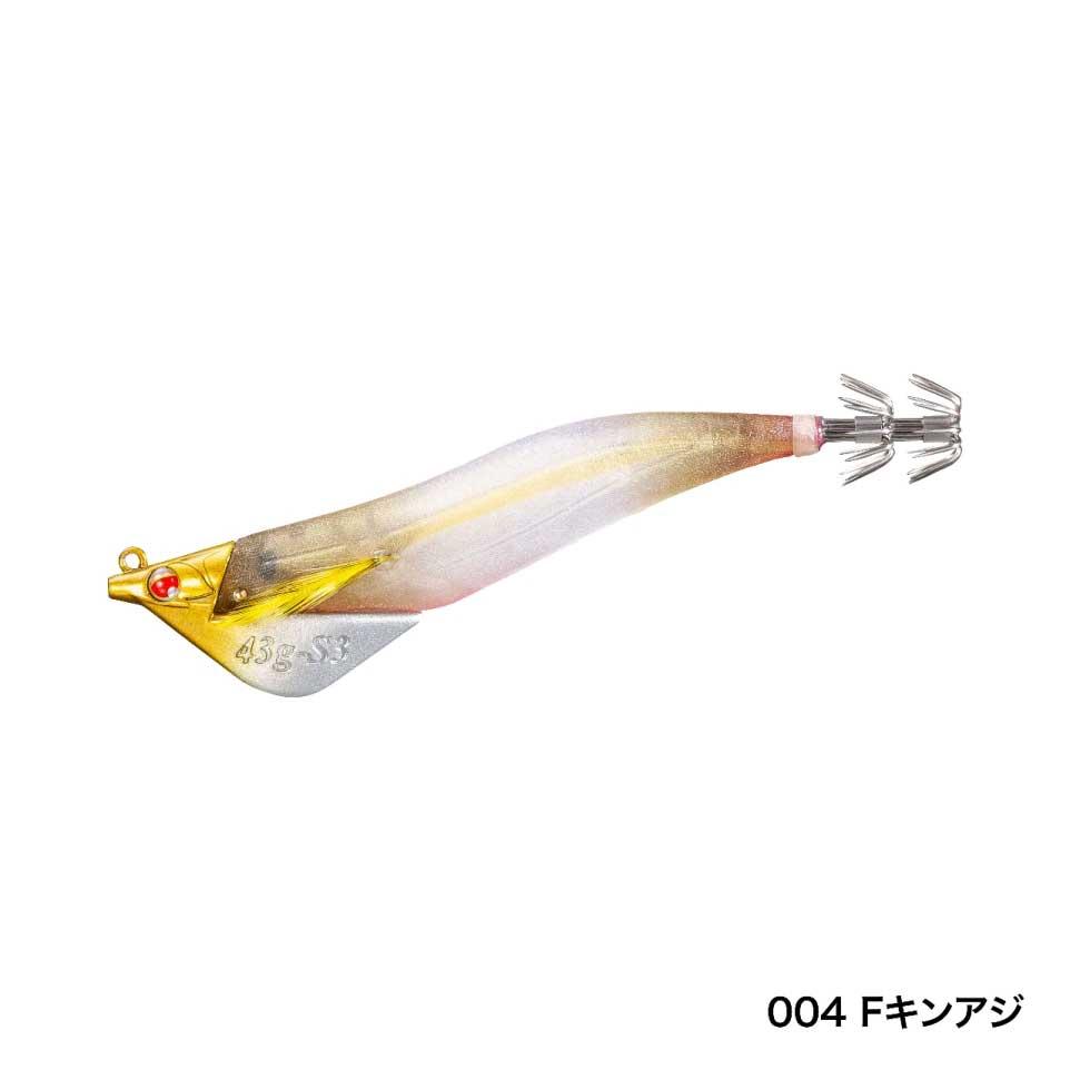 シマノ セフィア アントラージュシーグル QT-X03U S3/43g【メール便可】