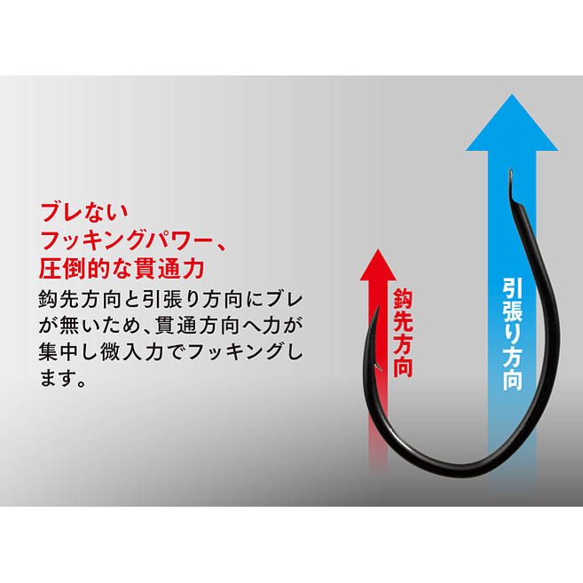 CB ONE シービーワン リフテックス・ブリッツ フック【メール便可】