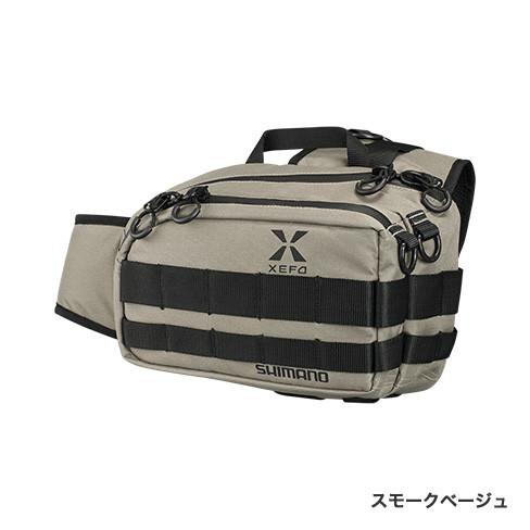 シマノ XEFO タフ  BS-211S スリングショルダーバッグ Mサイズ