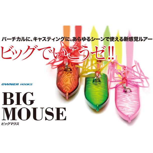 ダミキジャパン BIG MOUSE (ビッグマウス) 80g【メール便可】