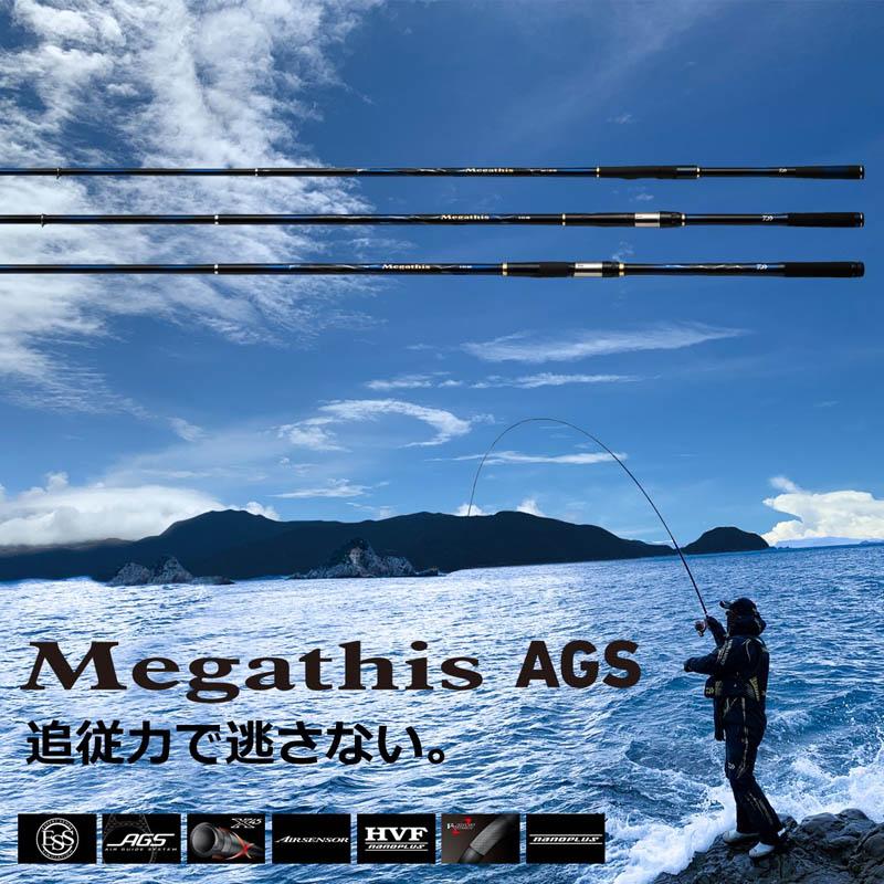 ダイワ メガディス AGS 1.25-53・N