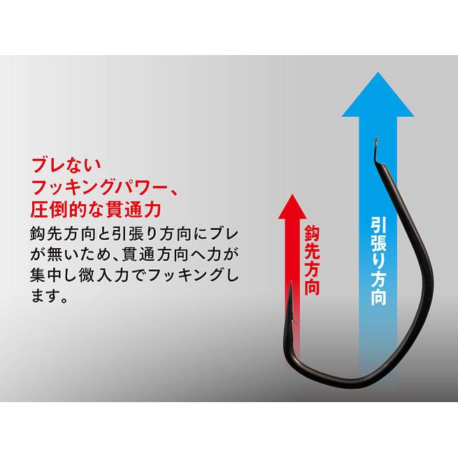 CB ONE シービーワン リフテックス・ゲイル フック【メール便可】
