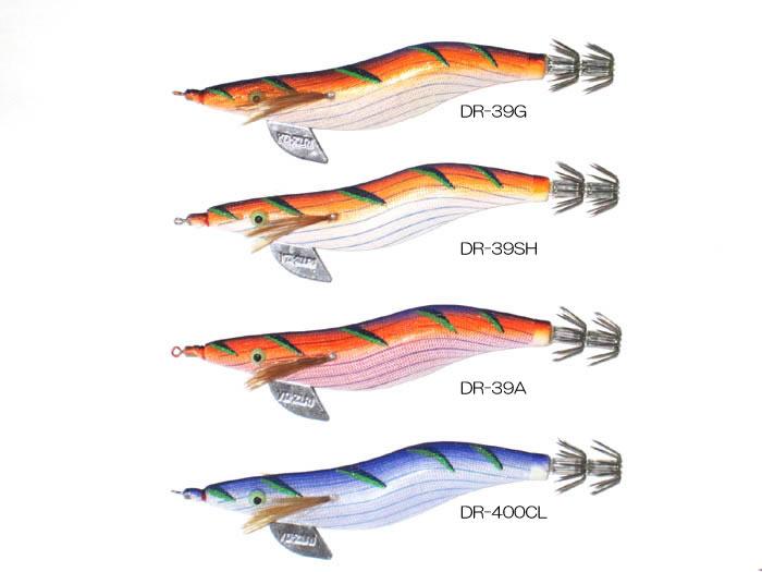 YO-ZURI アオリーQ デプスレンジカラー(Depth Range) 3.5号【メール便可】
