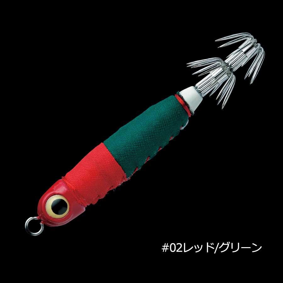 バレーヒル スクイッドシーカーメタリン 10号【メール便可】