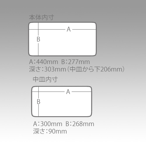 明邦 バケットマウス BM-9000 ブラック×オフホワイト