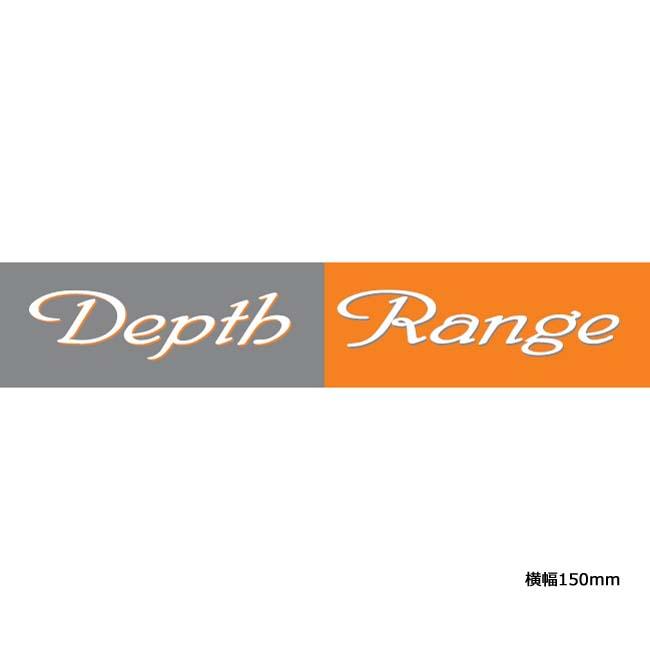 デプスレンジ ドラゴンフライ DR82M+ ステッカー付