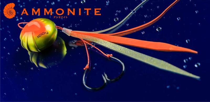 シーフロアコントロール 鯛ラバ アンモナイト 80g【メール便可】