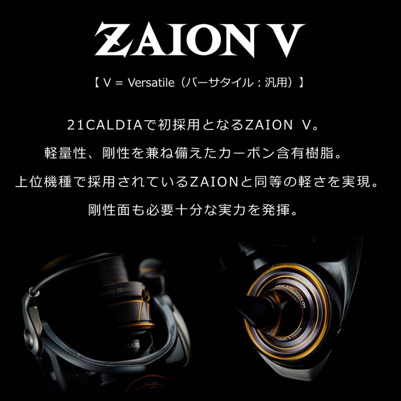 ダイワ 21カルディア FC LT2000S