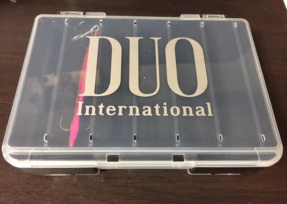 デュオ(DUO) ルアーケース リバーシブル D86 ブラックパール