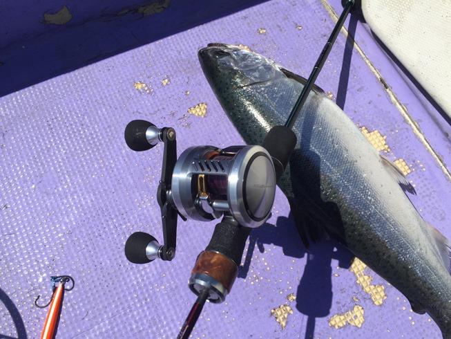 【大型品】レイクジギング専用ロッド Awesome Fishing preface  -プレフェス-  64