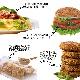 ザイテンバッハ 野菜ハンバーグミックス Seitenbacher Veggie Burger Mix