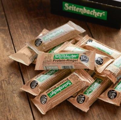 ザイテンバッハ プロテインバー チョコ 12本 Seitenbacher Protein Bar Chocolate