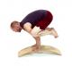 【送料込み】ダスブレット バランスボード das.Brett wooden balance board