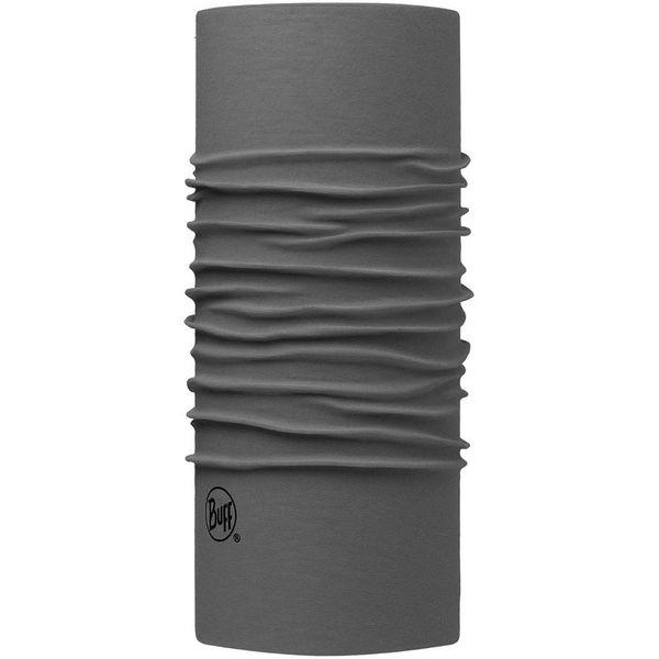 Buff バフ ランニング トレイルランニング 多機能ヘッドウエア Original Solid CASTLEROCK Grey 334343