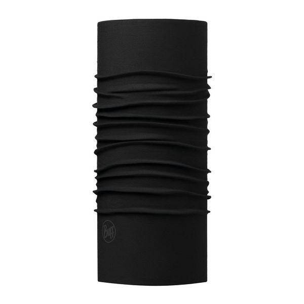 Buff バフ ランニング トレイルランニング 多機能ヘッドウエア Original Solid Black 334350