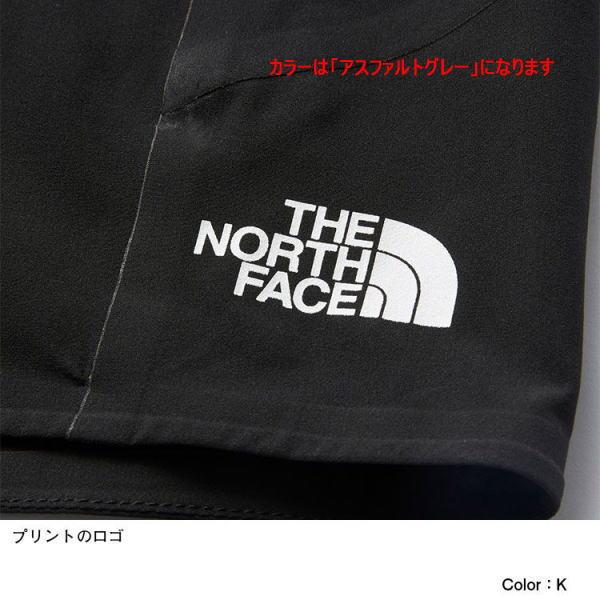 THE NORTH FACE ザ・ノース・フェイス ランニング パンツ Flyweight  3Pocket Short NBW42070  レディース アスファルトグレー