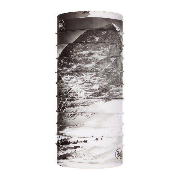 Buff バフ ランニング トレイルランニング 多機能ヘッドウエア Original Mountain Collection JUNGFRAJOCH Grey 368720