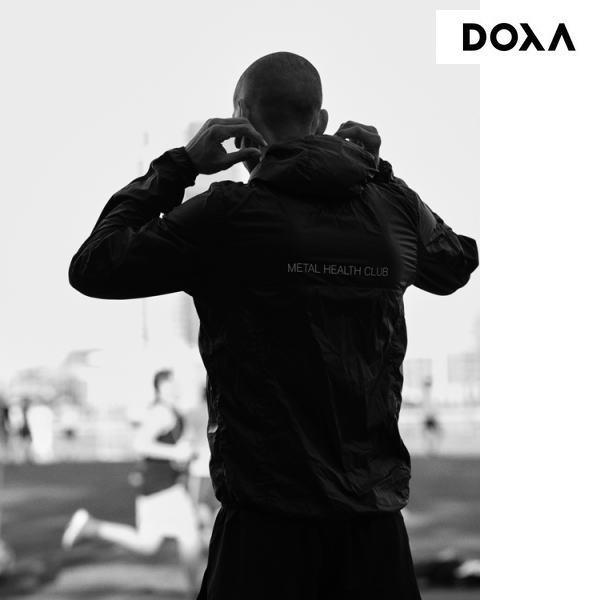 【2021年8月後半出荷予定】DOXA ドクサ ランニング パンツ ショーツ SKIP RACE SHORTS   DRAU1163  UNISEX  CYPRESS