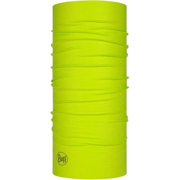 Buff バフ ランニング トレイルランニング 多機能ヘッドウエア Original Solid PUMP Lime 402233