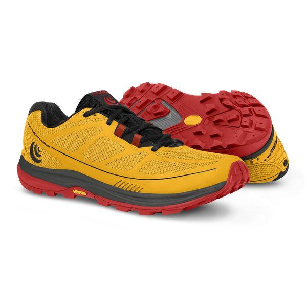 トポ アスレチック topo athletic トレイルランニングシューズ テラベンチャー 2 Terraventure2 メンズ 5002041 Yellow/Black