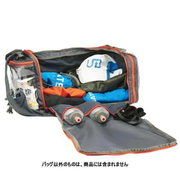 アルティメイトディレクション トレイルランニング ボストンバッグ&リュック クルーバッグ CREW BAG 40L 80602817ob