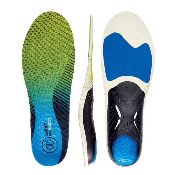 SIDAS シダス ランニングシューズインソール靴中敷き ラン3DプロテクトJP 3162181