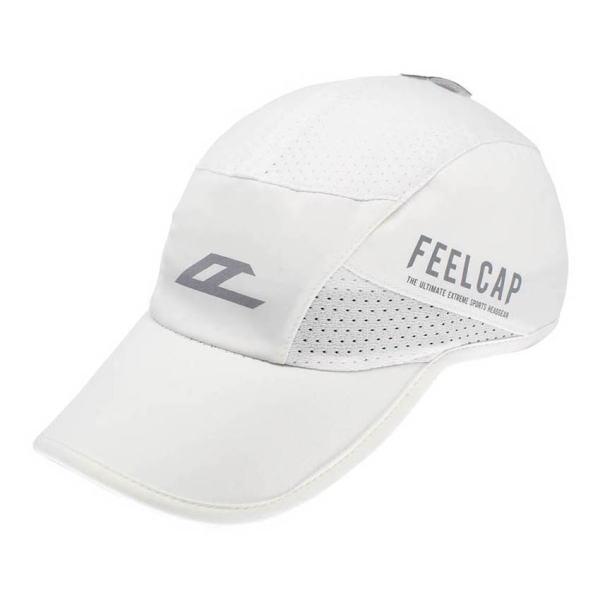 日本製 FEELCAP フィールキャップ 帽子 トレイルランニング X-HIGH PERFORMANCE CAP 720 FC-001 X-WHITE