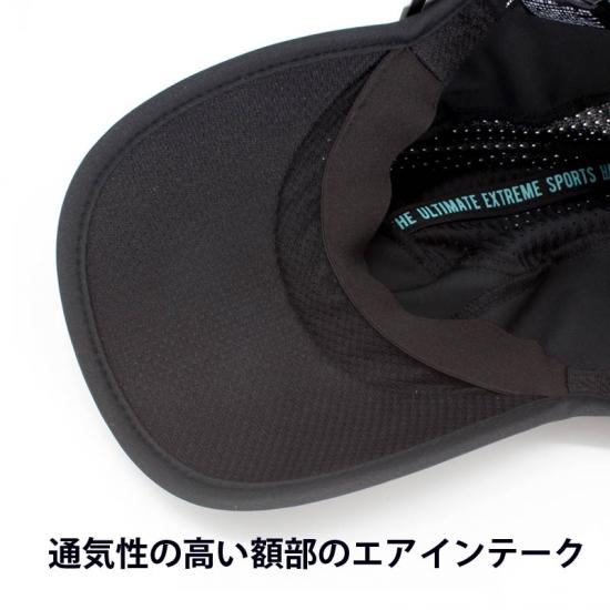 日本製 FEELCAP フィールキャップ 帽子 トレイルランニングキャップ BMIT CAP FC-007 フォレストグリーン