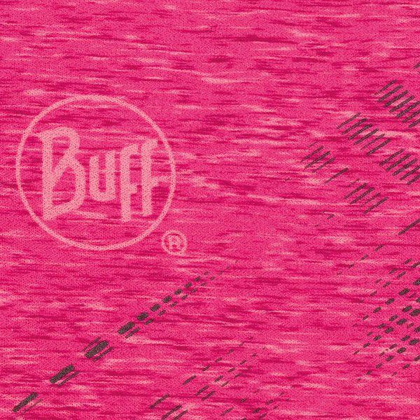 Buff バフ ランニング トレイルランニング 多機能ヘッドウエア UV+ REFLECTIVE R-FLASH PINK HTR
