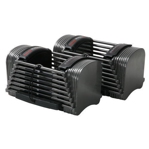 PowerBlock パワーブロック スポーツ Sport50 SP50 2個セット 10-50ポンド 最大約23kg/片方
