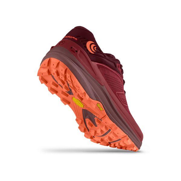 トポ アスレチック topo athletic トレイルランニングシューズ ウルトラベンチャー2 Ultraventure 2 レディース 5002202 Berry/Orange