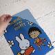 miffy ミッフィー maruko meets miffy クリアファイル(A4)