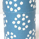 星燈社 SEITOUSHA 和茶筒 / 花飾り