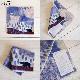 morita MiW×楠橋紋織 刺繍どうぶつハンカチ part1 【ゆうパケット4枚まで1通で発送可】