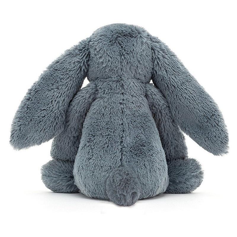 JELLYCAT Medium Blossom Dusky Blue Bunny(BL3DUSK) うさぎ ぬいぐるみ ダスキーブルー 花柄