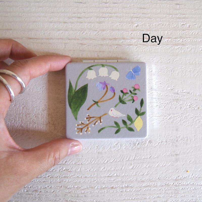 表現社 cozyca products コンパクトミラー / Hiiragi Yuka 柊有花