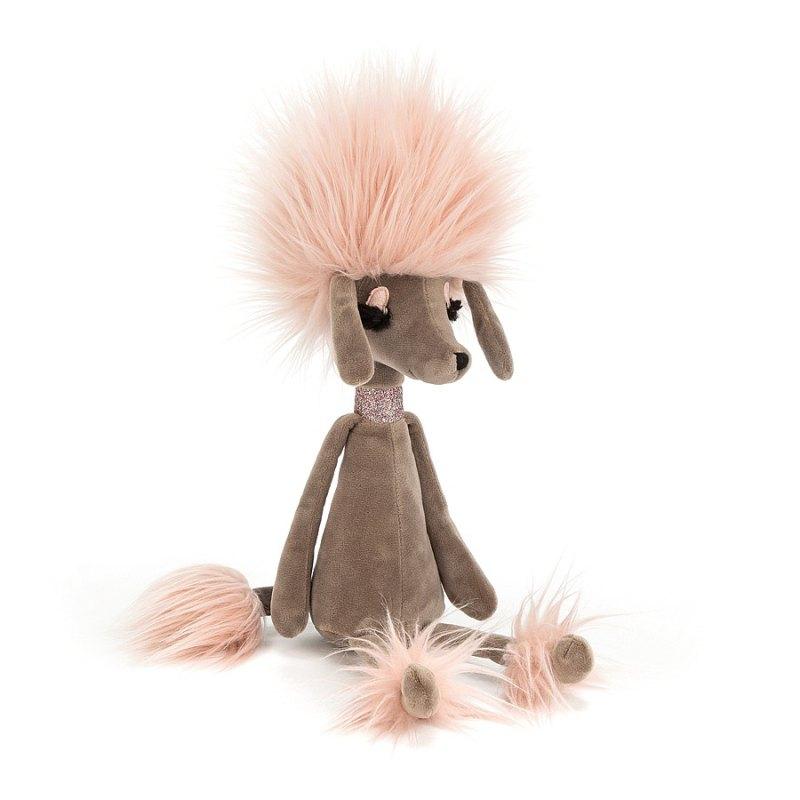 JELLYCAT Swellegant Penelope Poodle(SWE2PP) ペネロープ プードル ぬいぐるみ