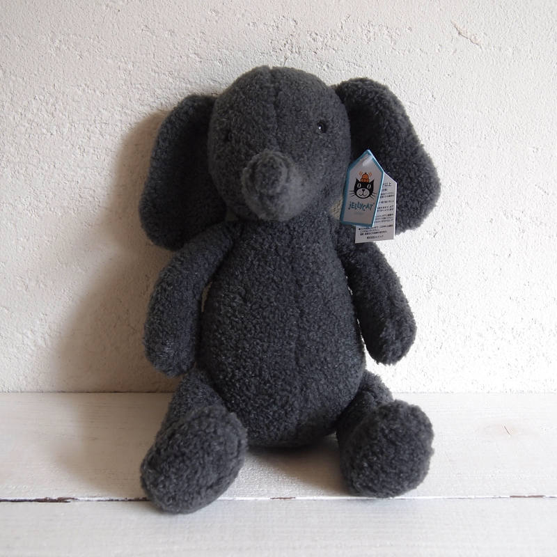 JELLYCAT Allenby Elephant(ALL2E) ゾウ ぬいぐるみ