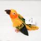 Bird Yellow&Green フェルト アニマル オウム