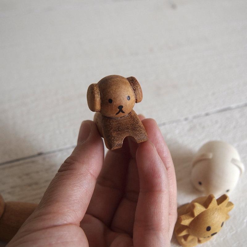 miffy ミッフィー ディック・ブルーナ アニマル 木製箸置き