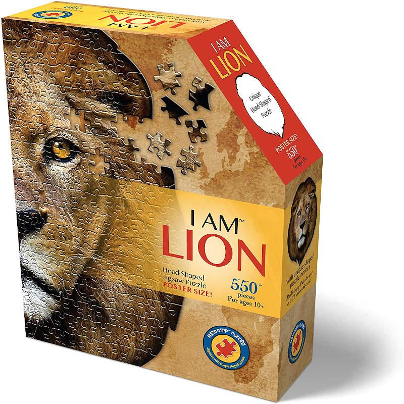 Madd Capp Puzzle LION 550pieces ライオンパズル
