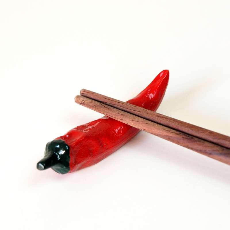 及源鋳造 南部鉄 箸置き とうがらし