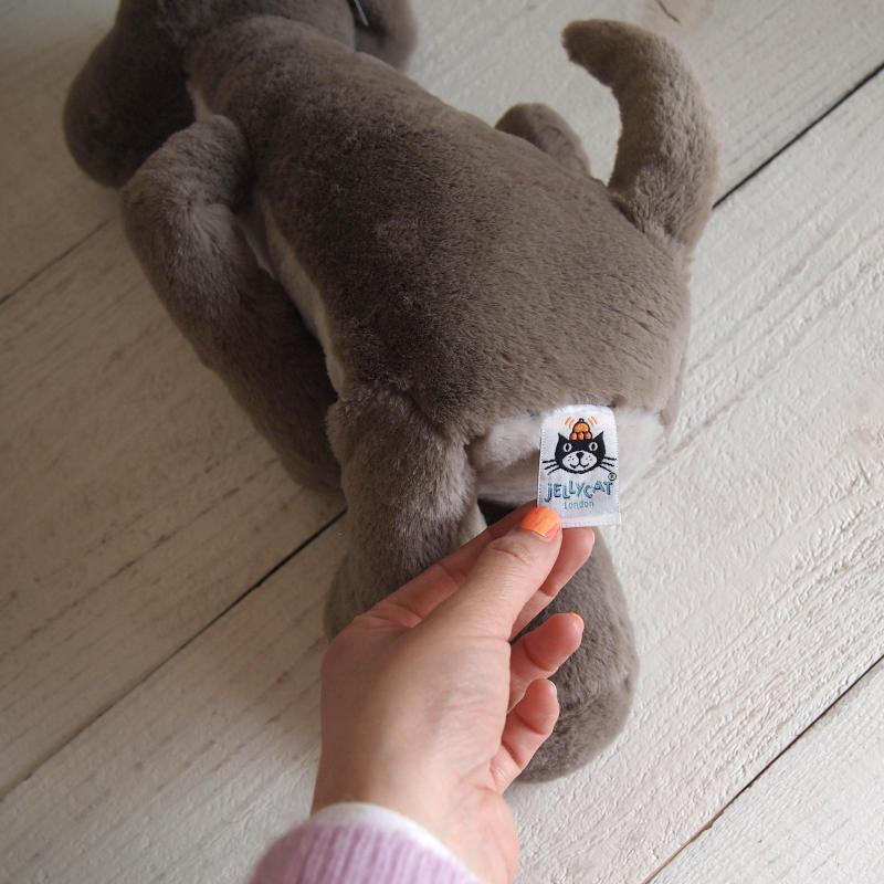 JELLYCAT Mac Pup (MONT2MM) マック パピー ぬいぐるみ