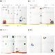 【2021年手帳・スケジュール帳 2020年10月始まり】miffy ミッフィー マンスリー&ウィークリーダイアリー B6