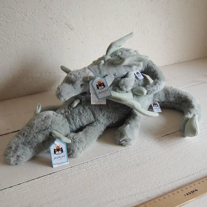 JELLYCAT Sage Dragon (SAGE2DD) セージドラゴン ぬいぐるみ