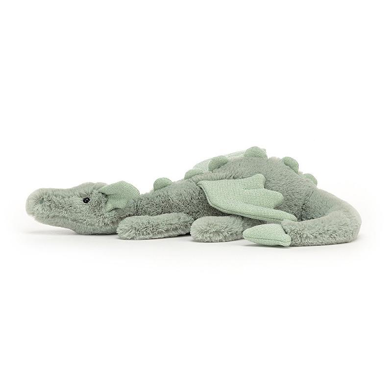 JELLYCAT Sage Dragon Little (SAGE6DDL) セージドラゴン リトル ぬいぐるみ